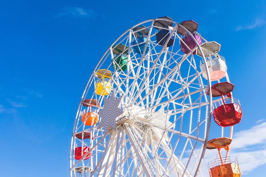 Essay on Visit to a Fair